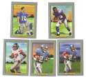 2006 Topps Turkey Red Football Team Set - NEW YORK GIANTS