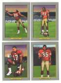 2006 Topps Turkey Red Football Team Set - SAN FRANCISCO 49ERS
