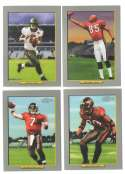 2006 Topps Turkey Red Football Team Set - TAMPA BAY BUCCANEERS