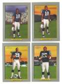 2006 Topps Turkey Red Football Team Set - TENNESSEE TITANS