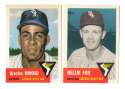 1953 Topps Archives (Reprints) - CHICAGO WHITE SOX Team Set