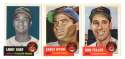 1953 Topps Archives (Reprints) - CLEVELAND INDIANS Team Set