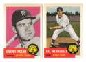 1953 Topps Archives (Reprints) - DETROIT TIGERS Team Set
