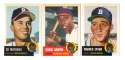 1953 Topps Archives (Reprints) - MILWAUKEE / BOSTON BRAVES Team Set