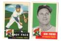 1953 Topps Archives (Reprints) - PITTSBURGH PIRATES Team Set
