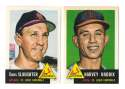 1953 Topps Archives (Reprints) - ST LOUIS CARDINALS Team Set