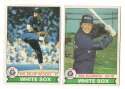 1979 O-Pee-Chee (OPC) - CHICAGO WHITE SOX Team Set