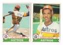 1979 O-Pee-Chee (OPC) - HOUSTON ASTROS Team Set