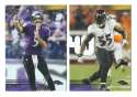 2014 Topps Prime Football Team Set - BALTIMORE RAVENS