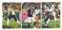 2014 Topps Prime Football Team Set - CHICAGO BEARS