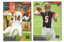 2014 Topps Prime Football Team Set - CINCINNATI BENGALS