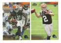 2014 Topps Prime Football Team Set - CLEVELAND BROWNS