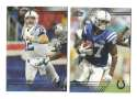 2014 Topps Prime Football Team Set - INDIANAPOLIS COLTS