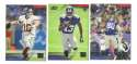 2014 Topps Prime Football Team Set - NEW YORK GIANTS