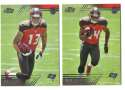 2014 Topps Prime Football Team Set - TAMPA BAY BUCCANEERS