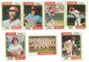 1974 Topps C VG+ condition CHICAGO WHITE SOX Team Set
