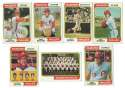 1974 Topps C VG+ condition PHILADELPHIA PHILLIES Team Set