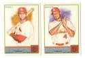 2011 Topps Allen & Ginter (1-350) - ST LOUIS CARDINALS Team Set