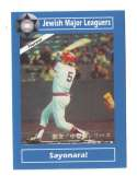 2006 Jewish Major Leaguers Update #42 Sayonara - Richie Scheinblum (1st to play in Japan)