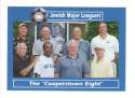 2006 Jewish Major Leaguers Update #48 Cooperstown Eight