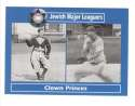 2006 Jewish Major Leaguers Update #50 Clown Princes
