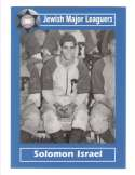 2006 Jewish Major Leaguers Update #53 Solomon Israel