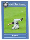 2006 Jewish Major Leaguers Update #31a Error
