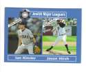 2006 Jewish Major Leaguers Update #56 2006 Rookies