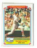 1983 Drake - BOSTON RED SOX Team Set