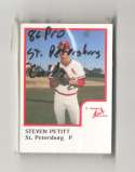 1986 ProCards Minor League Team Set - St. Petersburg CARDINALS