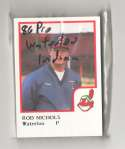 1986 ProCards Minor League Team Set - Waterloo INDIANS