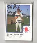 1986 ProCards Minor League Team Set - Winter Haven RED SOX