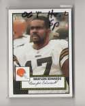 2006 Topps Heritage Football Team Set w/SP - CLEVELAND BROWNS