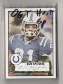 2006 Topps Heritage Football Team Set w/SP - INDIANAPOLIS COLTS