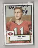 2006 Topps Heritage Football Team Set w/SP - SAN FRANCISCO 49ERS