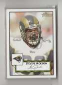 2006 Topps Heritage Football Team Set w/SP - ST LOUIS RAMS