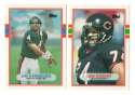 1989 Topps Traded Football Team Set - CHICAGO BEARS