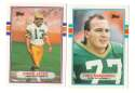 1989 Topps Traded Football Team Set - GREEN BAY PACKERS