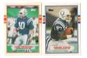 1989 Topps Traded Football Team Set - INDIANAPOLIS COLTS