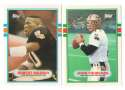 1989 Topps Traded Football Team Set - NEW ORLEANS SAINTS