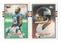 1989 Topps Traded Football Team Set - NEW YORK GIANTS