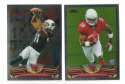2013 Topps Chrome Football Team Set - ARIZONA CARDINALS