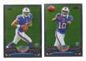 2013 Topps Chrome Football Team Set - BUFFALO BILLS