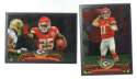 2013 Topps Chrome Football Team Set - KANSAS CITY CHIEFS
