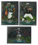 2013 Topps Chrome Football Team Set - PHILADELPHIA EAGLES