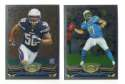 2013 Topps Chrome Football Team Set - SAN DIEGO CHARGERS