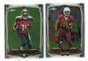 2014 Topps Chrome Football Team Set - ARIZONA CARDINALS