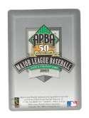 2000 APBA Season - TORONTO BLUE JAYS Team Set