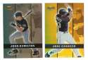 2000 Bowmans Best - TAMPA BAY DEVIL RAYS Team Set