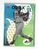 2000 Fleer E-X - TAMPA BAY DEVIL RAYS Team Set